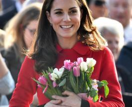 Потрясающие наряды Кейт Миддлтон которые Герцогиня надевает по несколько раз