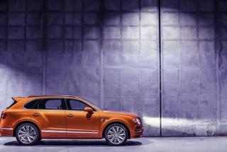 Bentley снова доказал что самый быстрый: компания представила новый кроссовер