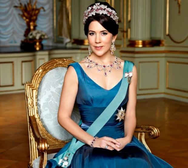 принцесса мэри