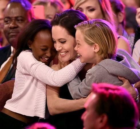 дети Джоли