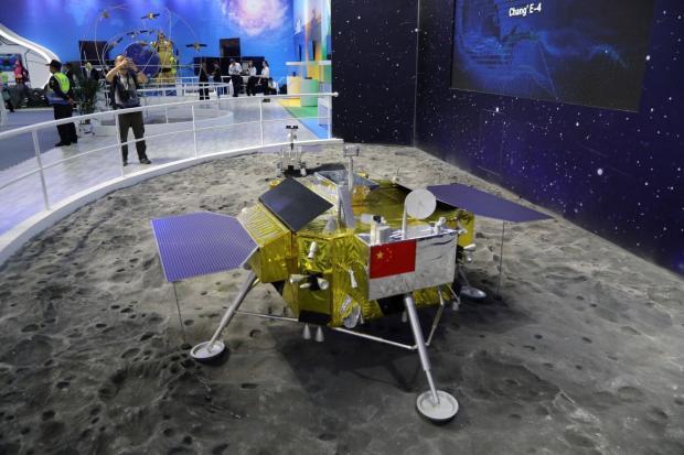 NASA заинтересовалось возможностью привлечь Украину к исследованию Луны