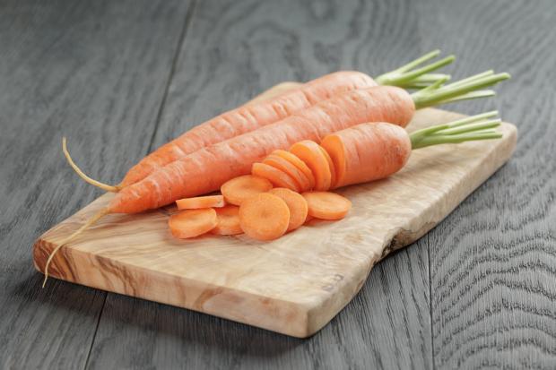 Полезные свойства кожуры моркови