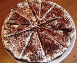 Рецепт почти безкалорийного торта из минимального числа продуктов