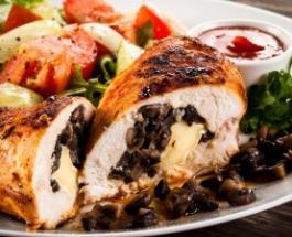 Идеальный гастрономический дуэт - курица с грибами: рецепты вкусных блюд