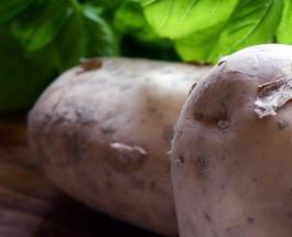 4 средства из картофеля для косметических и лечебных целей