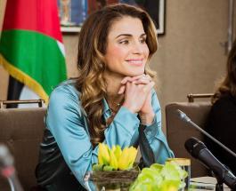 Королева Иордании украсила обложку журнала: красивые и нежные фото Рании Аль-Абдуллы