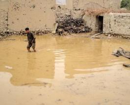 Наводнение на Юге Афганистана: сила стихии унесла жизни 20 человек