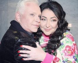 Раритетное фото с Борисом Моисеевым в желтых тапочках: Лолита Милявская поздравила коллегу