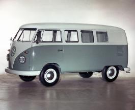 Volkswagen Type 2 Kombi из конструктора Лего: для создания авто использовали 400 000 кубиков