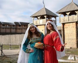 В Парке Киевская Русь три дня будут отмечать Масленицу
