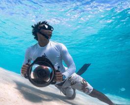 Подводный мир глазами дайвера: уникальные фото сделанные инструктором по подводному плаванию