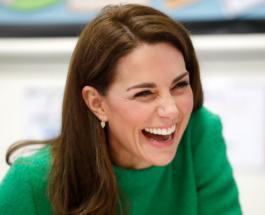 Кейт Миддлтон на звездной вечеринке: герцогиня вышла в свет в новой вариации старого платья