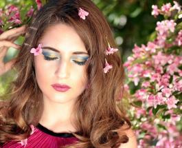 Маникюр с цветами: красочные идеи неил-арта подарят весеннее настроение