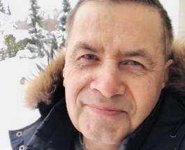 """Николай Расторгуев получил от фанатов мужской букет: вокалисту """"Любэ"""" подарили вяленую рыбу"""