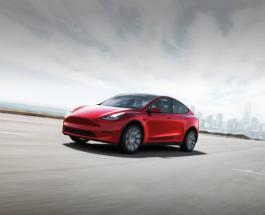 Официально представлена Tesla Model Y: стала известна цена нового электрического внедорожника