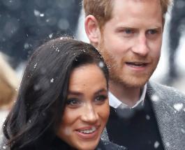 Принц Гарри и Меган Маркл прибыли на крестины племянницы: герцог стал крестным отцом