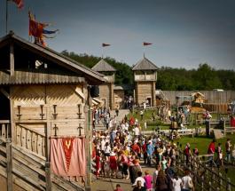Под Киевом покажут уникальных животных в Парке Киевская Русь