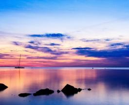 Красивые фотографии природы: топ-15 завораживающих кадров Балтийского моря перед рассветом