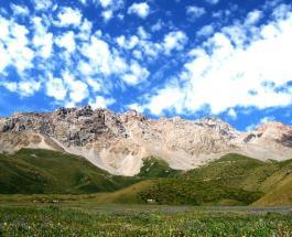 Красивые фото природы Киргизии: захватывающие дух каньоны