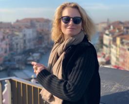 Юлия Высоцкая поделилась секретом красоты и рассказала про утренние пробежки