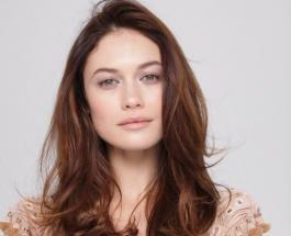 Юная Ольга Куриленко: актриса показала снимок из первой модельной фотосессии