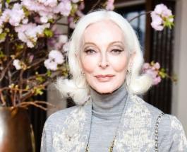 Кармен Делль'Орефиче: 87-летняя красавица-модель вне времени и возраста