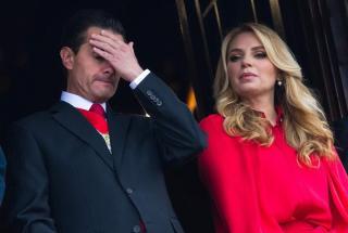 Дорогой развод экс-президента Мексики: звезда