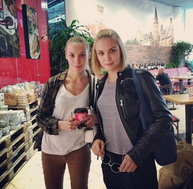 Татьяна и Ольга Арнтгольц