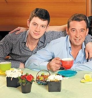 добрынин с сыном