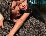 Татьяна Васильева с Адамом, сыном дочери актрисы