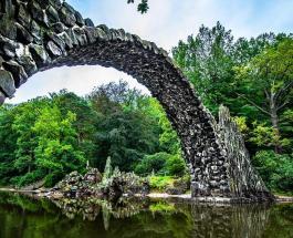 Мост Ракотцбрюке: фото удивительного места в Германии окутанного легендами
