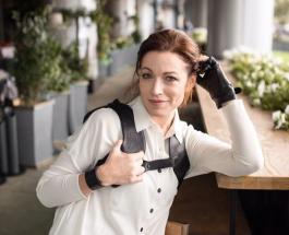 Изящная Алена Хмельницкая: 48-летнюю актрису не узнали на новых фото