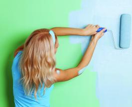 Домашний креатив: как превратить стены в шедевр искусства посредством покраски