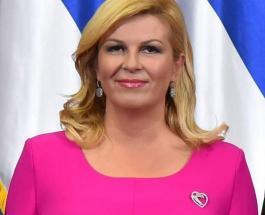 Секрет похудения Колинды Грабар-Китарович – красивой женщины-президента