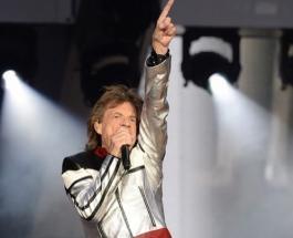 Мик Джаггер прогулялся среди цветущих магнолий: певец выздоравливает после операции