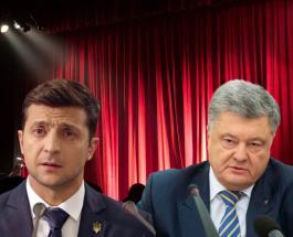 Дебаты Зеленский-Порошенко: безопасность зрителей обеспечена на высочайшем уровне