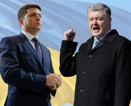 Порошенко – Зеленский провели дебаты: самые важные вопросы прозвучавшие со сцены