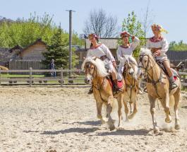 Пасху и майские праздники с размахом отметят под Киевом