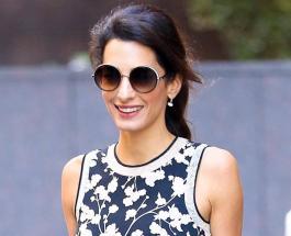 Амаль Клуни: стиль и шик в новом образе жены голливудского актера