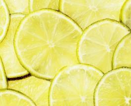 Дольки лимона помогают снять стресс и усталость