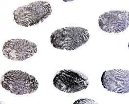 Отпечатки пальцев: интересные факты и сферы применения