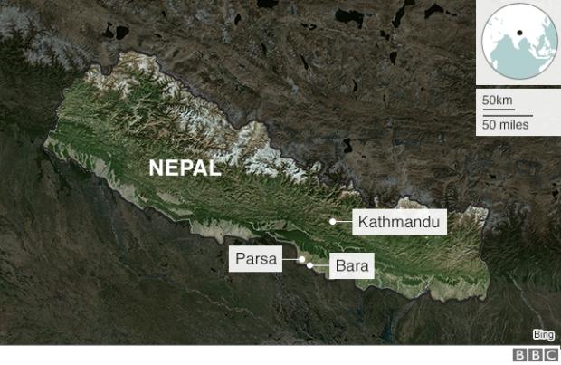 ураган в непале