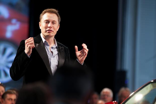 Илон Маск потерял больше $1 млрд задве мин.