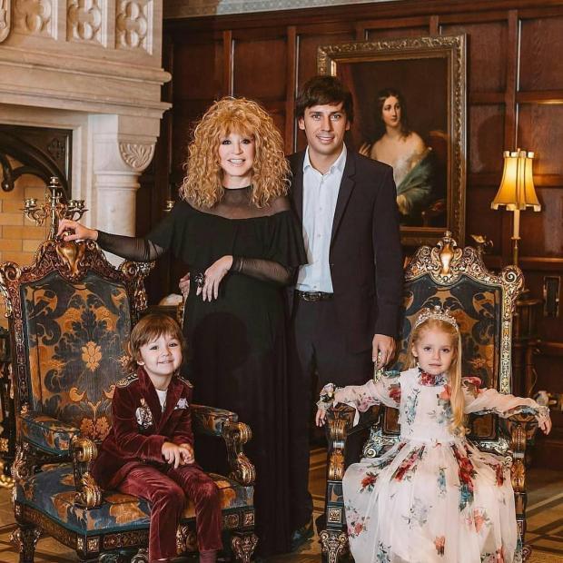 семья галкина и пугачевой
