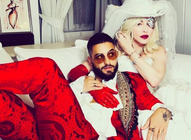 Новости Мадонна выпустила 1-ый трек снового альбома