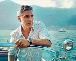Амаль Клуни запретила мужу садиться на мотоцикл после аварии