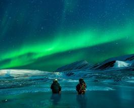 Северное сияние: 20 завораживающих фото свечения в верхних слоях атмосферы