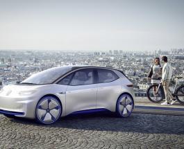В Volkswagen озвучили ориентировочную стоимость нового эксклюзивного электромобиля