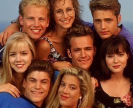 Беверли Хиллз 90210: дата премьеры и первый тизер перезагрузки популярного сериала