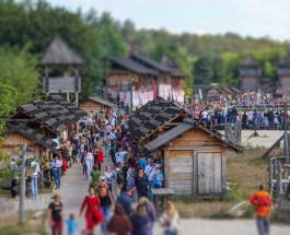 Под Киевом пройдет Чемпионат мира по средневековому бою